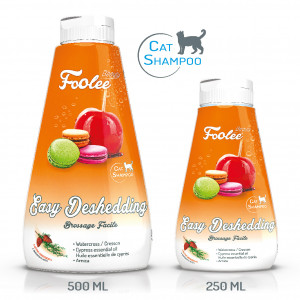Shampooing Easee Deshedding - Brossage facile Foolee Beauty